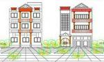 نقشه معماری - برگه معماری