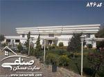فروش باغ تالار فعال نزدیک تهران کد846