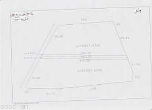 فروش زمین در ساوه داخل حریم-p1