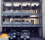 پارکینگهای مکانیزه کاربرد در ساختمانهای