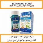 کپسول لاغری پلاس اسلیمینگ Plus Slimming