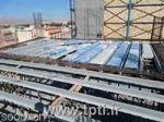 تولید سقف هالوکور مجوف  شرکت تیرچه پیشتن