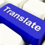 ترجمه متون از انگلیسی به فارسی