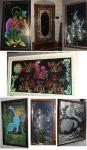 تابلو های تزئینی هنر دست