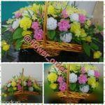 گل های کریستال