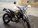 فروش موتور HONDA 250 CRM و YAMAHA LNZA