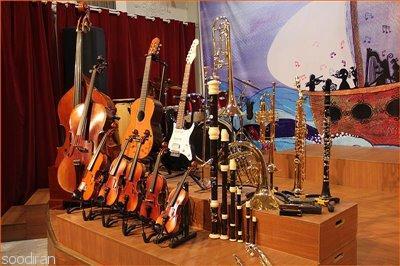 آموزش تضمینی انواع سازهای ایرانی و جهانی-pic1