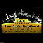 تاکسی گردشگری بادیگارد